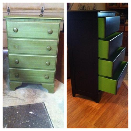 Dresser [Before & After]